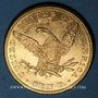 Coins Etats Unis. 10 dollars 1901S. San Francisco. (PTL 900/1000. 16,71 g)