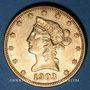 Coins Etats Unis. 10 dollars 1903 S. San Francisco. (PTL 900‰. 16,71 g)