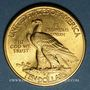 Coins Etats Unis. 10 dollars 1932. Tête d'indien. (PTL 900‰. 16,71 g)