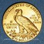 Coins Etats Unis. 2 1/2 dollars 1926. Tête d'indien. (PTL 900/1000. 4,18 g)