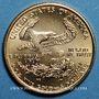 Coins Etats Unis. 5 dollars 1998. (PTL 917‰. 3,39 g)