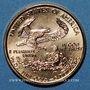 Coins Etats Unis. 5 dollars 1998. (PTL 917/1000. 3,39 g)