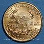 Coins Etats Unis. 5 dollars 2001. (PTL 917‰. 3,39 g)