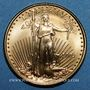 Coins Etats Unis. 5 dollars 2001. (PTL 917/1000. 3,39 g)
