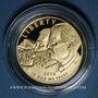 Coins Etats Unis. 5 dollars 2016. 100e anniversaire du Service des Parcs Nationaux. (PTL 900‰. 8,35 g)
