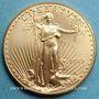Coins Etats Unis. 50 dollars 1999. (PTL 917/1000. 33,93 g)
