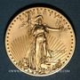 Coins Etats Unis. 50 dollars 2011. American eagle gold bullion. (PTL 916,7‰. 33,931 g)