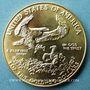 Coins Etats Unis. 50 dollars MCMXC (1990). (PTL 917‰. 33,93 g)