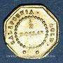 Coins Etats Unis. Californie. Pioneer gold. 1/2 dollar Liberty 1853FD