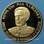 Coins Ethiopie. Hailé Selassié I (1930-1936, 1941-1974). 100 dollars 1972. (PTL 900‰. 40 g)