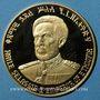 Coins Ethiopie. Hailé Selassié I (1930-1936, 1941-1974). 100 dollars 1972. (PTL 900/1000. 40 g)