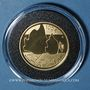 Coins Finlande. 100 euro 2016. Eino Leino 1878-1926. (PTL 917‰. 5,65 g)