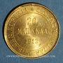 Coins Finlande. Nicolas II (1894-1917). 20 markkaa 1912 S. (PTL 900‰. 3,23 g)