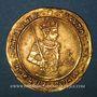 Coins Grande Bretagne. Edouard VI (1547-1553). 1/2 souverain (1551-1553)