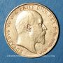 Coins Grande Bretagne. Edouard VII (1901-1910). 1/2 souverain 1903. (PTL 917‰. 3,99 g)