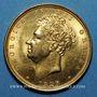 Coins Grande Bretagne. Georges IV (1820-1830). 1 souverain 1825. (PTL 917/1000. 7,99 g)