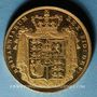 Coins Grande Bretagne. Georges IV (1820-1830). 2 pounds 1826. Proof. (PTL 917‰. 15,97 g)