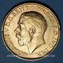 Coins Grande Bretagne. Georges V (1910-1936). Souverain 1911. Londres. (PTL 917/1000. 7,99 g)