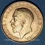 Coins Grande Bretagne. Georges V (1910-1936). Souverain 1912. Londres. (PTL 917‰. 7,99 g)