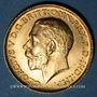 Coins Grande Bretagne. Georges V (1910-1936). Souverain 1925. Londres. (PTL 917/1000. 7,99 g)