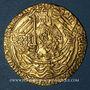 Coins Grande Bretagne. Henri IV (1413-1422). Noble d'or
