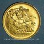 Coins Grande Bretagne. Victoria (1837-1901). 2 livres 1887. (PTL 917‰. 15,98 g)