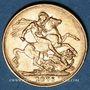Coins Grande Bretagne. Victoria (1837-1901). Souverain 1876. (PTL 917/1000. 7,99 g)