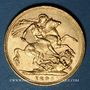 Coins Grande Bretagne. Victoria (1837-1901). Souverain 1895. (PTL 917‰. 7,99 g)