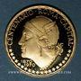 Coins Guinée Equatoriale. République. 750 pesetas 1970. (PTL 900‰. 10,57 g)