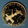 Coins Guinée. République. 2 000 francs 1970. Soyouz. (PTL 900‰. 8 g)
