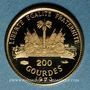 Coins Haïti. République. 200 gourdes 1973. (PTL 900‰. 2,91 g)