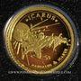 Coins Iles Salomon. Elisabeth II (1952 - /). 5 dollars 2008. (PTL 999‰. 0,5 g)