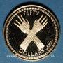 Coins Iles Vierges. Elisabeth II (1952- /). 50 dollars 1988. (PTL 500‰. 2,07 g)