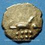 Coins Inde. Deccan du sud-ouest et côte du nord de Malabar. Fanam (18e-19e)