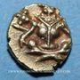 Coins Inde. Mysore (vers 1660-1700). Kanthiraya-fanam