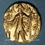 Coins Inde. Royaume des Kouchans. Shaka I (vers 300-330). Statère
