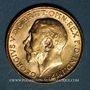 Coins Indes Britanniques. Georges V (1910-1936). Souverain 1918I, Mumbai (Bombay). (917 /1000. 7,99 g)