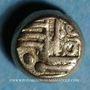 Coins Indes Néerlandaises. Nagapatnam. Fanam (17e - 18e siècle)