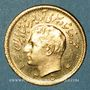 Coins Iran. Mohammad Reza Pahlavi. Shah (1941-79). 1/2 pahlavi 1354ES (1975). (PTL 900/1000. 4,07 g)