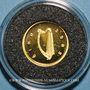 Coins Irlande. 20 euros 2008. Skellig Michael. (PTL 999/1000. 1,24 g)