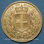 Coins Italie. Sardaigne. Charles Albert (1831-1849). 100 lires 1832 P. Turin. (PTL 900‰. 32,25 g)
