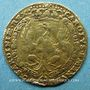 Coins Italie. Sardaigne. Charles Emanuel III (1730-1773). Sequin 1744