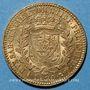 Coins Italie. Sardaigne. Charles Félix (1821-1831). 20 lires 1823. Turin. (PTL 900/1000. 6,45 g)