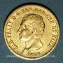 Coins Italie. Sardaigne. Charles Félix (1821-1831). 20 lires 1828 L. Turin. (PTL 900‰. 6,45 g)