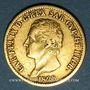 Coins Italie. Sardaigne. Charles Félix (1821-1831). 20 lires 1828L. Turin. (PTL 900/1000. 6,45 g)