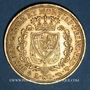 Coins Italie. Sardaigne. Charles Félix (1821-1831).  80 lires 1826 L. Turin. (PTL 900‰. 25,80 g)