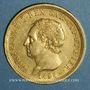 Coins Italie. Sardaigne. Charles Félix (1821-1831).  80 lires 1828L. Turin. (PTL 900‰. 25,80 g)