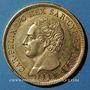 Coins Italie. Sardaigne. Charles Félix (1821-1831).  80 lires 1830. Gênes. (PTL 900‰. 25,80 g)