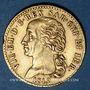 Coins Italie. Sardaigne. Victor Emmanuel I (1802-1821). 20 lires 1819. Turin. (PTL 900/1000. 6,45 g)