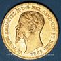 Coins Italie. Sardaigne. Victor Emmanuel II (1849-1861), 20 lires 1859P Gênes. (PTL 900/1000. 6,45 g)
